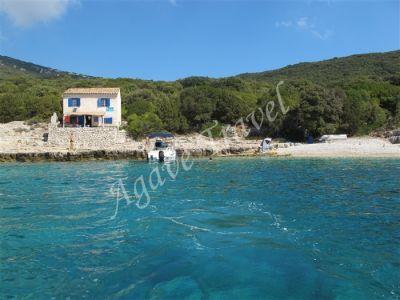 Dom na morzu - wyspa Losinj